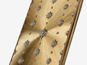 "Buccellati presenta ""Unica"", cover iPad iPhone zecchino diamant"