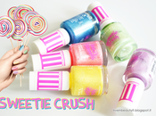 Rimmel, Sweetie Crush Collection Review swatches