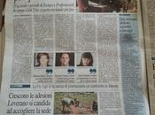 Nuovo Quotidiano Puglia Martedì Aprile 2014