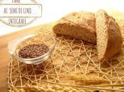 Pane integrale semi lino