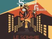 "Scunned Guests: rock band sarda pubblica disco esordio Scimmie Urbane"""
