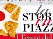 Storia Piazza Genova parla cibo, storia tecnologia.