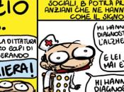 primo giorno lavoro della badante Silvio Berlusconi all'ospizio sgub Natangelo)