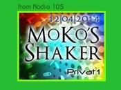 Moko's Shaker, sabato aprile 2014 Privat Agnano (NA), Andrea Belli from Radio 105.