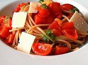Spaghetti Integrali Ciliegino Pachino Igp, Pesto Petali Grana