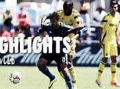 Jose Earthquakes-Columbus Crew 1-1, video highlights