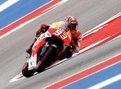 MotoGP USA. Marquez domina. Pedrosa Dovizioso podio
