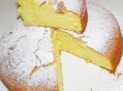 Torta veloce soffice mascarpone