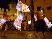 "Mercantia 2014 Sarà Festa Miracoli"", ""bandiera"" Teatro Strada"