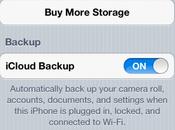 Consigli iPhone: eseguire backup dati tramite iCloud