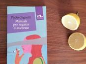 Manuale ragazze successo Paolo Cognetti invidio morire!