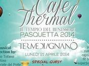 Cafe' Thermal: Pasquetta 2014 Terme Agnano.