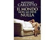 """Nuove Uscite mondo deve nulla"""" Massimo Carlotto"""