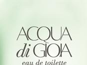 Giorgio Armani, Acqua Gioia Toilette Preview