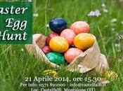 Caccia tesoro uova Pasqua