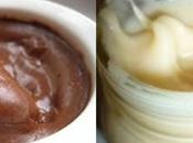 Creme spalmabili: dutella bianca dieta Dukan
