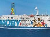 maggio Corsica vicina Moby Line
