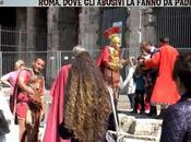 L'Aria Tira, La7, l'ennesima trasmissione televisiva degrado Roma. Ecco video