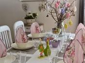 tavole Pasqua Easter Tablescapes
