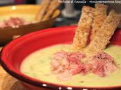 Zuppa porri patate gustosissima semplicità