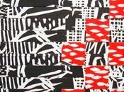 Bellissime stampe astratte, geometriche simmetriche nelle linoleografie amelie petit moreau
