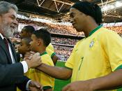 "Calcio Mondiali Brasile, Lula: ""Spagnoli siate solidali, vincete"""
