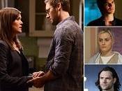 SPOILER Blacklist, Supernatural, Orange Black, Following, Vampire Diaries Bridge