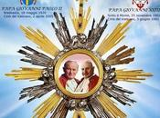 Papa Giovanni Paolo XXIII proclamati santi