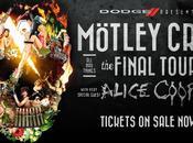 MOTLEY CRUE Registrano un'ultima canzone loro ritiro