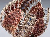 Gioielli uncinetto: bellissima ricerca artistica katie schutte