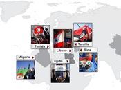 """Repubblica, mappa della censura rende giustizia alle """"rivolte digitali"""" mondo"""