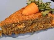 Torta rustica alle carote