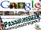 Nuovo servizio Google, visitare famosi musei mondo Google Project