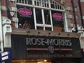 Denmark Street della musica Londra! Info negozi club.