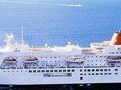 nave della pace, Fuji Maru, visita Fiji