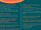 Inaugurazione GuitFest, festival internazionale della chitarra, sabato maggio domenica