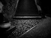 Scalinata piazzale interno castello Udine Viviana Rebecca