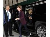L'Wren Scott, messa York: Rolling Stones finalmente completo (foto)