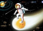 Stephen Hawking realizza serie animata bambini