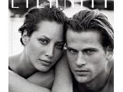 Christy Turlington Eternity Calvin Klein marito Burns