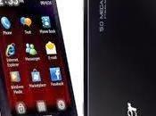 Acer E101 beTouch principali caratteristiche specifiche tecniche.