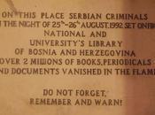 Lunga vita alla biblioteca Sarajevo