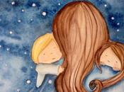 """mamme fatte cielo""""...illustrazione mese maggio"""