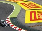 Spagna. Hamilton pole. Prima fila tutta Mercedes