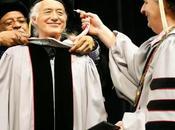 ZEPPELIN Jimmy Page insignito della laurea honorem dalla Berklee School Music