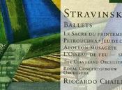 Igor Stravinsky: Ballets Sacre Printemps, Petrouchka, etc.). Musica Contemporanea