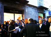 Magnum® Pleasure Store apre Napoli. Sergio Muniz Maddalena Corvaglia all'inaugurazione