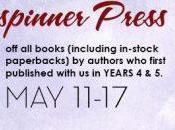 Buon Compleanno Dreamspinner Press sconto 11-17 Maggio