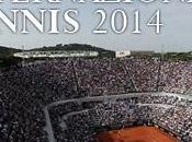 Tennis, Internazionali d'Italia 2014: Sport (maschile) SuperTennis (femminile)