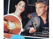 George Clooney: diamante 550mila euro Amal